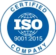 Apollo International`s ISO 9001 : 2015 Certificate